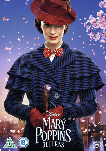 Mary Poppins Returns [DVD] [2018]