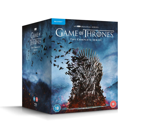 Game of Thrones Seasons 1-8 - The Complete Series [Blu-ray] [2019]