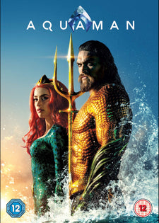 Aquaman [DVD] [2018]