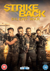 Strike Back - Silent War [DVD] [2019]