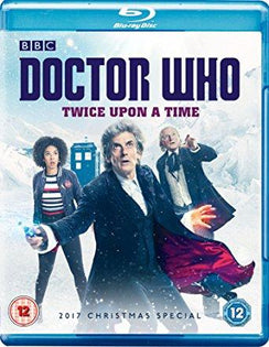 Doctor Who Christmas Special 2017 - Twice Upon A Time BD [Blu-ray]