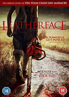 Leatherface [DVD] [2017]
