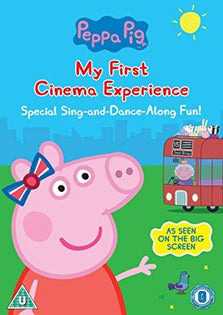 Peppa Pig - My First Cinema Experience [DVD] [2017]