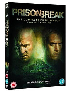 Prison Break: The Complete Fifth Season [DVD]
