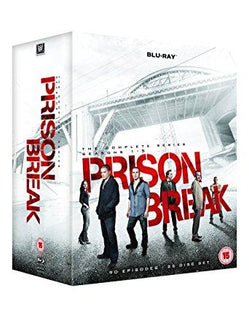 Prison Break: The Complete Series - Seasons 1-5 [Blu-ray]