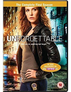 Unforgettable: The Complete First Season [DVD]