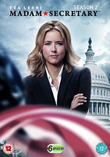 Madam Secretary - Season 2 [DVD] [2015]