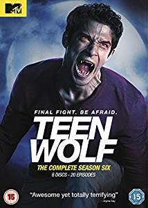 Teen Wolf: The Complete Season Six [DVD]
