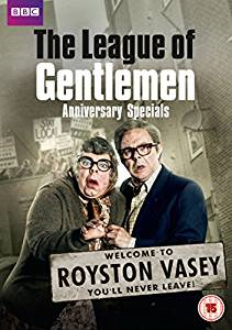 League of Gentlemen Anniversary Specials [DVD] [2017]