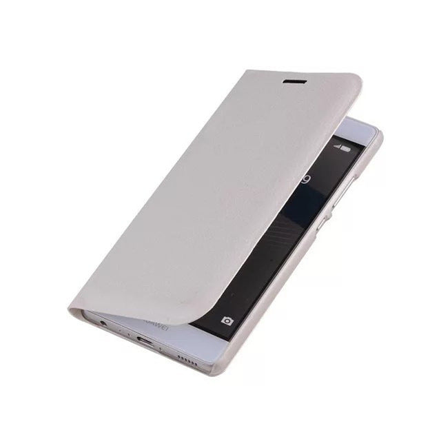 Slim Leather Flip Phone Back Case for Samsungs