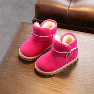 Snow Boots Fashion Winter Warm Plush Boots