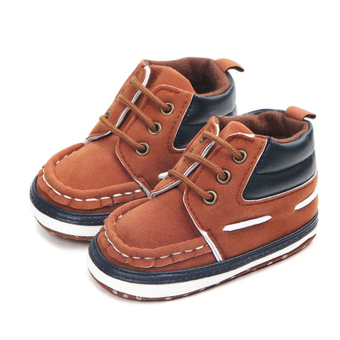 Frosted Texture Soft Bottom Toddler Shoes