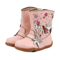 Winter Princess Waterproof Boots