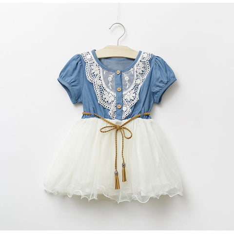 1-6Y Toddler Baby Dress Kid