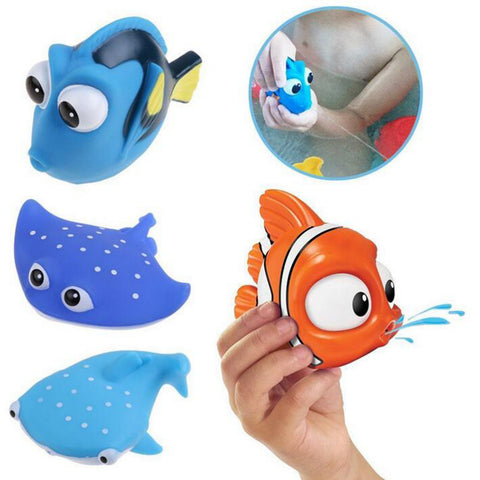 Baby Animals Bath Toys