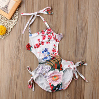 Flower Swimwear Swimsuit Bikini
