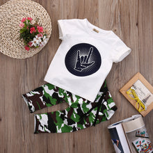 Summer Clothes Short Sleeve + T-shirt
