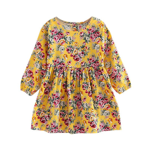 2018 Baby Autumn Clothes Girls Long Sleeve