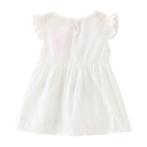 2018 Baby Girl Newborn Dress Summer