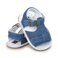 2018 Summer Boys Sandals Anti Slip Crib Shoes