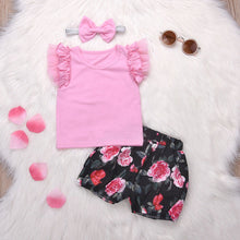 Baby Girls Floral Summer Sets