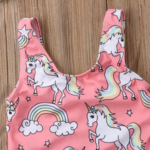 Bikini Unicorn Rainbow For Girls -2018