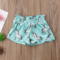 Unicorn Baby Boy Hot Summer Pants