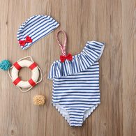 one off shoulder bodysuit Swimwear Bikini