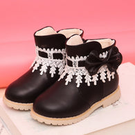 Princess Bowtie Anti slip Boots