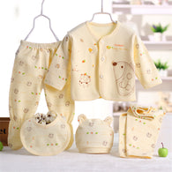 5 Pieces Clothing Baby Sets