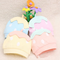 Cotton Strawberry Shape Cartoon Candy Color Caps