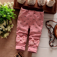 Cotton Soft Plus Velvet Winter Legging Pants