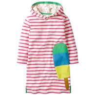 Sweater Cartoon Pattern Striped Dot Costume Long-Sleeved