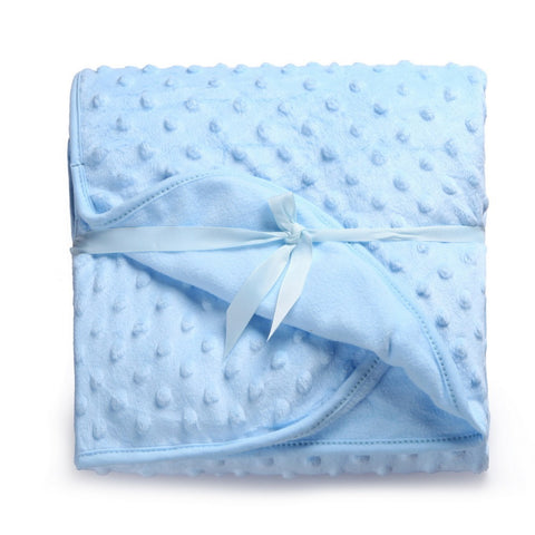 Baby Blanket Newborn Thermal Soft Fleece Blanket