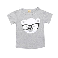 New Summer Cartoon Pattern T-shirts