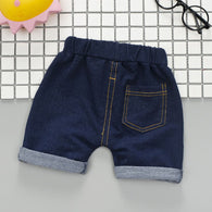 Cowboy Shorts Jeans Cotton