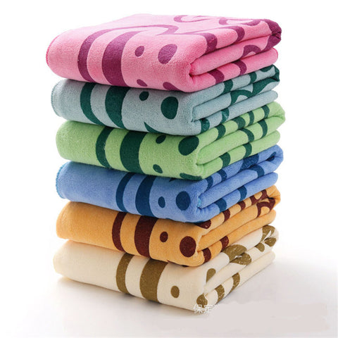 Baby Towel fashion superfine fiber Kid Bath Towels