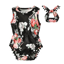 Cute Summer Newborn Baby Girls Clothes 2Pcs Set