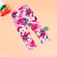 2018 New Girls Leggings Print Pants