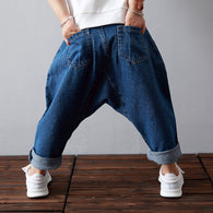 Spring FALL Casual Cute Boy Harem Jeans