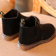 Leather Snow Boots for kids