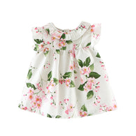 Summer New Children Girls Cute Lolita Flower