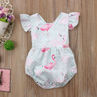 Romper Flamingo Jumpsuit