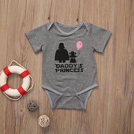 Romper Daddy's princess