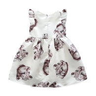 Summer Girls cartoon Dress