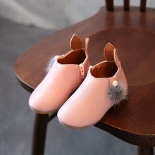 Beautiful Princess Winter Waterproof Ankle Boots Shoes Size 21-30