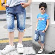 paints denim shorts pants 5-10 years