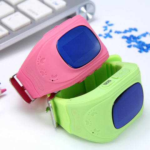 Anti Lost Child GPS Tracker SOS Smart Monitoring Positioning
