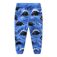 Dinosaurs Sweatpants For Boys
