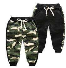 Camouflage Painted tracksuits girl leggings pants